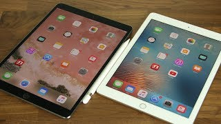 iPad Pro 10.5 Inch vs iPad Pro 9.7 Inch: Full Comparison