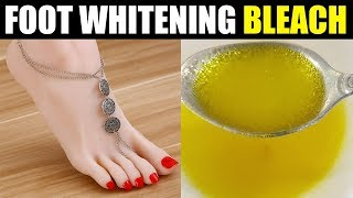 Special Feet WHITENING PEDICURE at Home - Beautiful Feet Spa & Tips Before Eid Party in Urdu Hindi