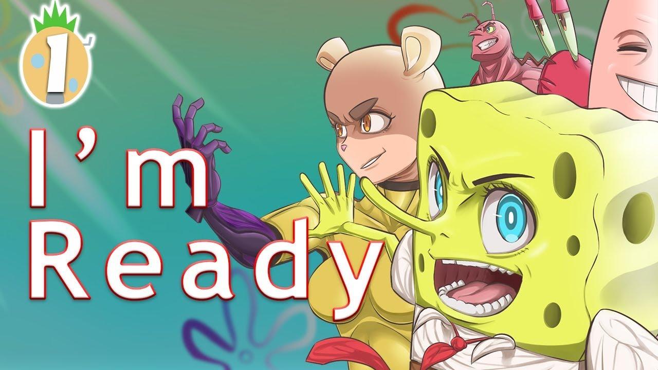 Spongebob anime ost 01 im ready