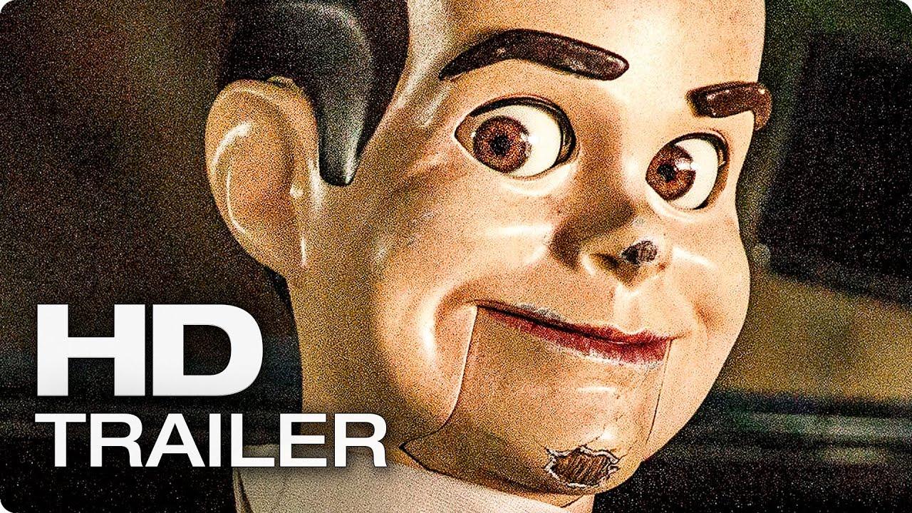 Gänsehaut Trailer Deutsch