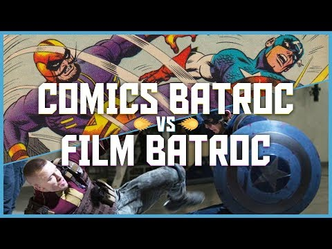 georges st pierre is batroc the leaper in captain america the