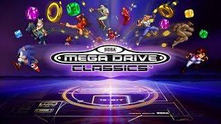 sega MegaDrive Classics  - ПРИКОСНЁМСЯ К КЛАССИКЕ НА PlayStation 4