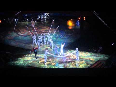 Cirque du Soleil [Alegría] - Russian Bars