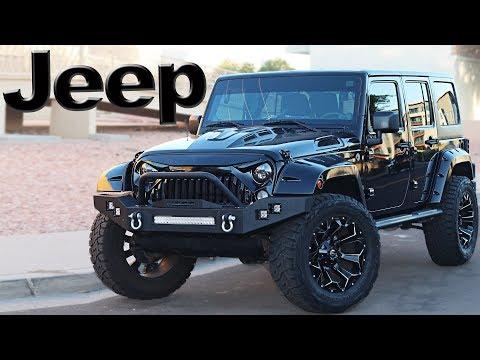 4 AGGRESSIVE Jeep Wrangler Mods | DAILY DRIVER Edition