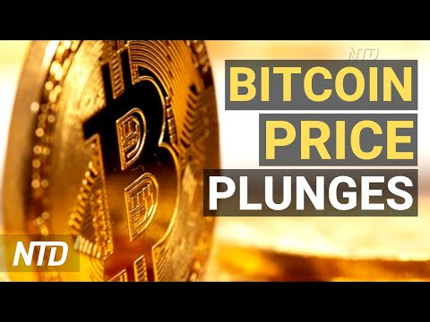Bitcoin Plunges, Crypto Market Loses Nearly $1T; Many Parents To Put Childcare on Credit: Poll | NTD
