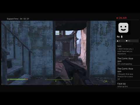 Fallout 4 - PS4 - Survivor Play (no mods) - Part 8