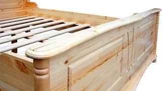 видео Размер кровати - как выбрать | Стандартные размеры кроватей
