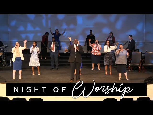 07/05/2020 - A Night of Worship