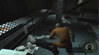 [PS2/HD] Splinter Cell: Double Agent - Ellsworth Penitentiary Part 1/2 (PCSX2)