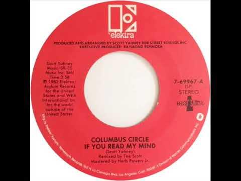 Columbus Circle Feat. Scott Yahney - If You Read My Mind (Dj ''S'' Remix)