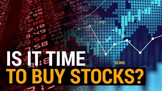 Is It Time To Buy Stocks? {Has The Stock Market BOTTOMED?}