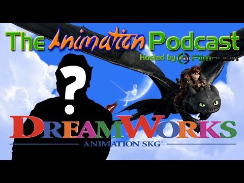 DreamWorks Animation's Secret Weapon - The Animation Podcast HIGHLIGHTS