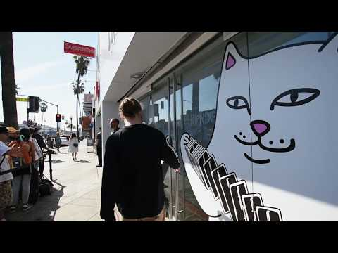 Ripndip x Fontaine Pop-up / Feat. Chase Duncan, Zach Mueller, Kevin Ho, James Chesmore / 2018