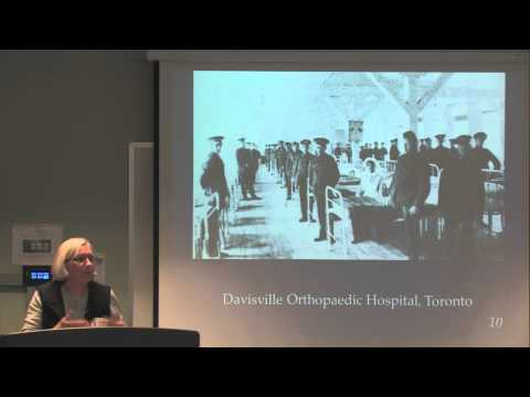 Linda Quiney - Veiled Concerns: Tensions of Voluntary Aid Detachments & Military Nurses During WWI