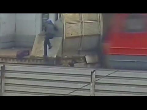 На станции Томилино человека сбила электричка