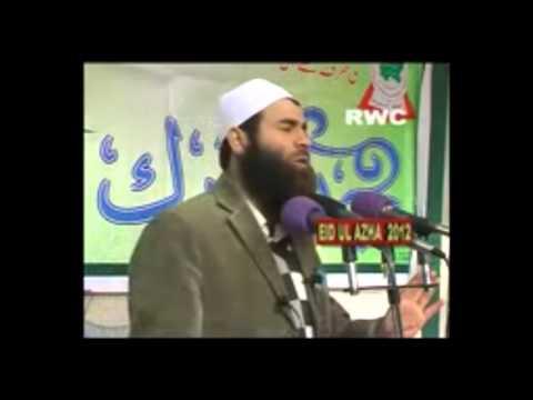 eid ul azaha by molana mushtaq ah veeri