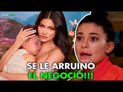 "KYLIE JENNER Enfrenta Problemas Legales Por Querer Adueñarse Del Nombre ""STORMI"""
