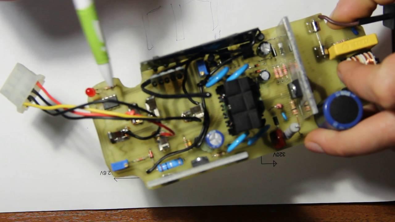Ремонт зарядного устройства шуруповерта своими руками фото 597