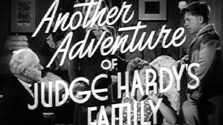 Love Finds Andy Hardy - Trailer