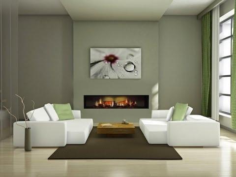 Foyer électrique Opti-virtual, OPTI-V 1 + OPTI-V 2 - YouTube