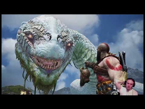 A Level Playing Field | God of War #8 part 1