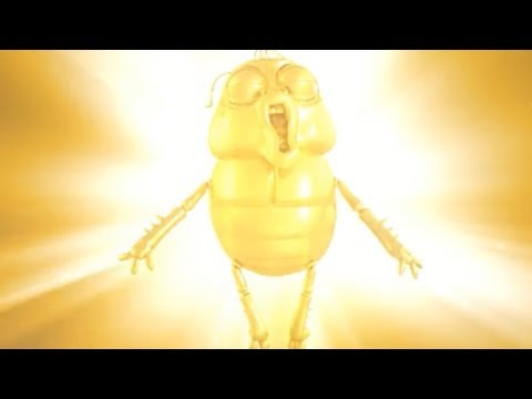 LARVA - GOLDEN BROWN | Cartoons For Children | Larva Cartoon | Mini cartoon Movie | LARVA Official
