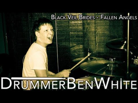 Black Veil Brides - Fallen Angels (Drum Cover)