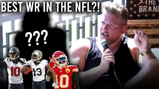 Who Is The Best Receiver In The NFL?
