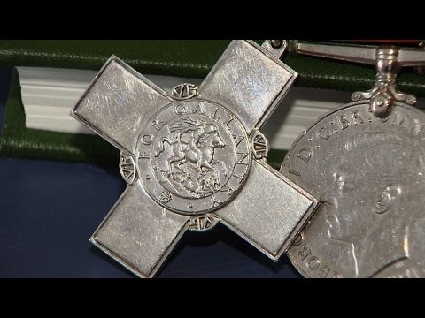 This WW2 George Cross Could Be Worth £100,000