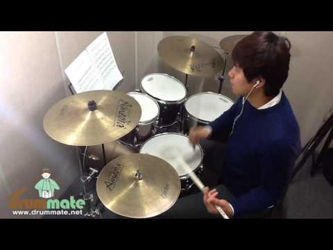 """[Level 12-2] """"Shut Up And Let Me GO-The Ting Tings"""" Drum Cover(미치도록 쉬운드럼 2-삼호ETM)"""
