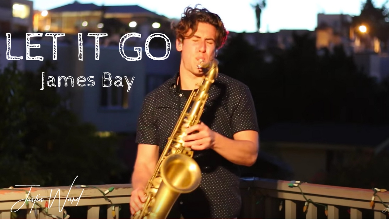 Justin Ward-Let It Go (James Bay) - YouTube