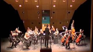F Schubert Cuarteto De Cuerda Nº 14 Arreglo J Echeverría Andante Con Moto Occm Youtube