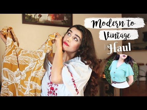 styling-modern-clothes-to-look-vintage-|-summer-haul-&-lookbook