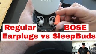 Bose Sleepbuds Full Review - Part 1 Unboxing and Initial Impressions
