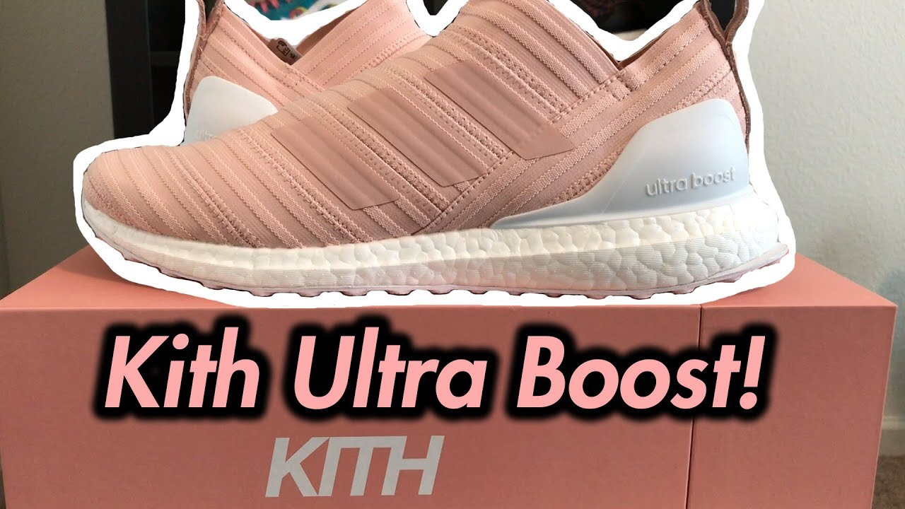 160a4ff10685f HYPED KITH X ADIDAS ULTRA BOOST COLAB REVIEW! BEST ULTRA BOOST MODEL ...