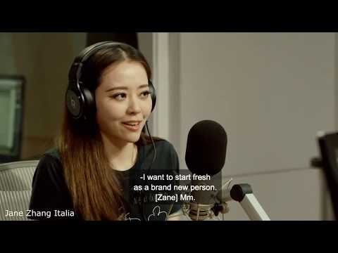 Jane Zhang 张靓颖 english interview with Zane Lowe for Beats 1