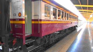 1963年 日本車輌製 半木製 旧型客車 2019年バンコクで現役!(オーストラリア移籍車両と連結運用)