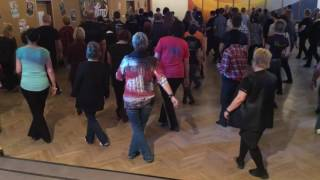 TELL IT TO MY HEART - LINE DANCE