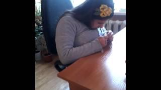 Видео   урок   как сделать колье из бисера