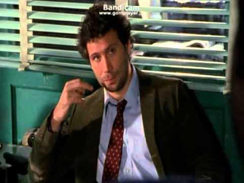 Cyrus Lupo - Jeremy Sisto (LAW & ORDER seazon18)
