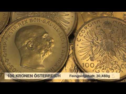 goldmünze-100-kronen-Österreich