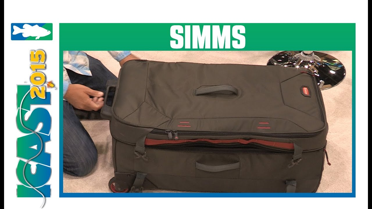 78e57c40c4f4 Simms Bounty Hunter Roller Duffle - Best of Show Luggage