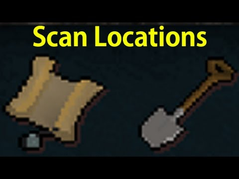 Elite Scan Clue Guide - All Dig Locations - ANNOTATIONS Video