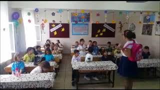 1 sınıf oryantasyon çalışması