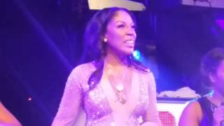 K Michelle sings Giving Him Something He Can Feel