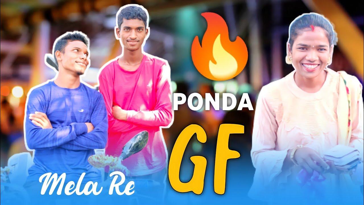 Download PONDA GF MELA RE 😊 | Ashok Ponda | Anil Ponda Girl Friend  Mela Re |
