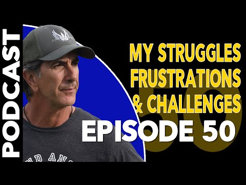 Episode 50 - Challenges in Dog Training and in LIFE - Robert Cabral Canine Conversations