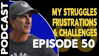 Episode 50  Challenges in Dog Training and in LIFE  Robert Cabral Canine Conversations