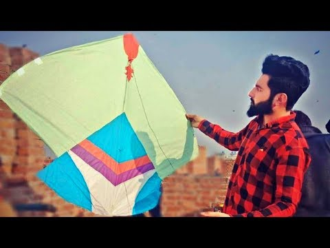 Beautiful Gujranwala Basant in the evening | Kite Festival Pakistan