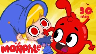 Robot Mila and Morphle - Cartoons for Kids | My Magic Pet Morphle | @Morphle TV